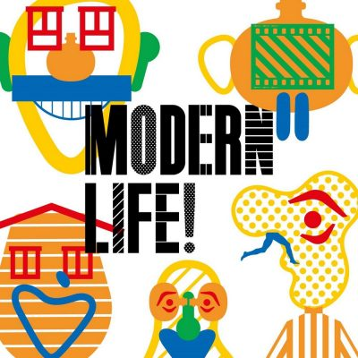 Modern Life! Museum of Finnish Architecture Exhibition