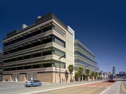 Helen Diller Family Cancer Research building UCSF Facility