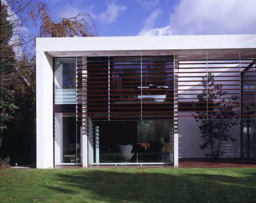 Hertfordshire House: new English property