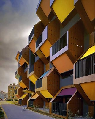 Izola Apartments - Slovenia Apartment Building