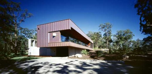 Kangaroo Valley House, NSW