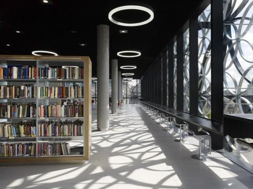 Birmingham Cultural building design by Dutch Architects Mecanoo