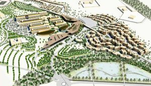 Libyan University Buildings design by BDP Architects