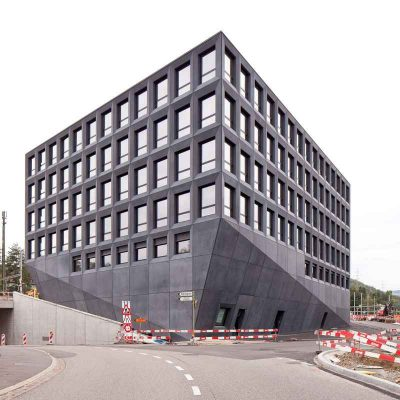 Liestal Office Building, Christ & Gantenbein