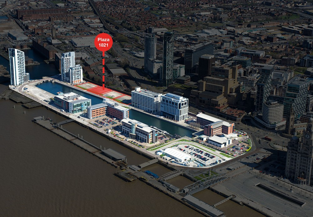 Liverpool Waterfront Peel Masterplan Liverpool Waters