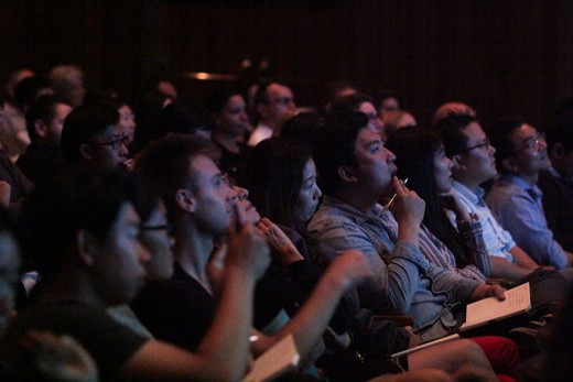 Ma Yansong Delivers Lecture at LACMA