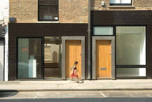 Madder Rose Gallery by Lynch Architects London