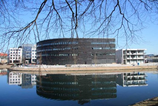 Malmö courthouse - Sweden Building