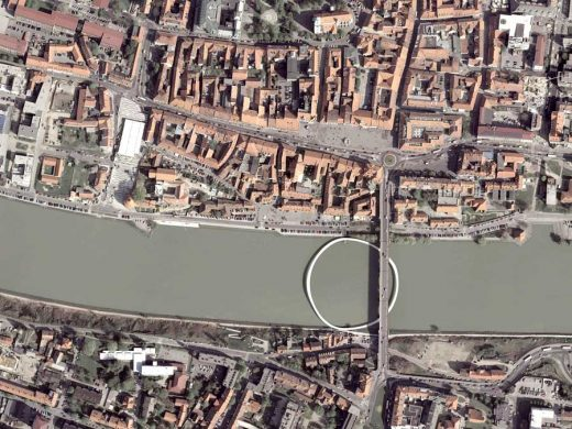 Maribor Bridge, Slovenia, Competition