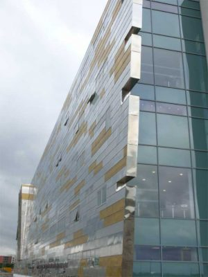 Middlehaven Campus Teesside University