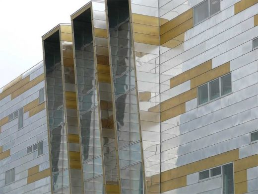 Middlehaven Campus Teesside University building