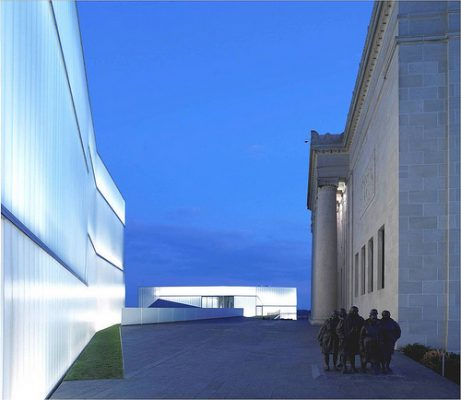 Nelson Atkins Museum of Art: Kansas City Building