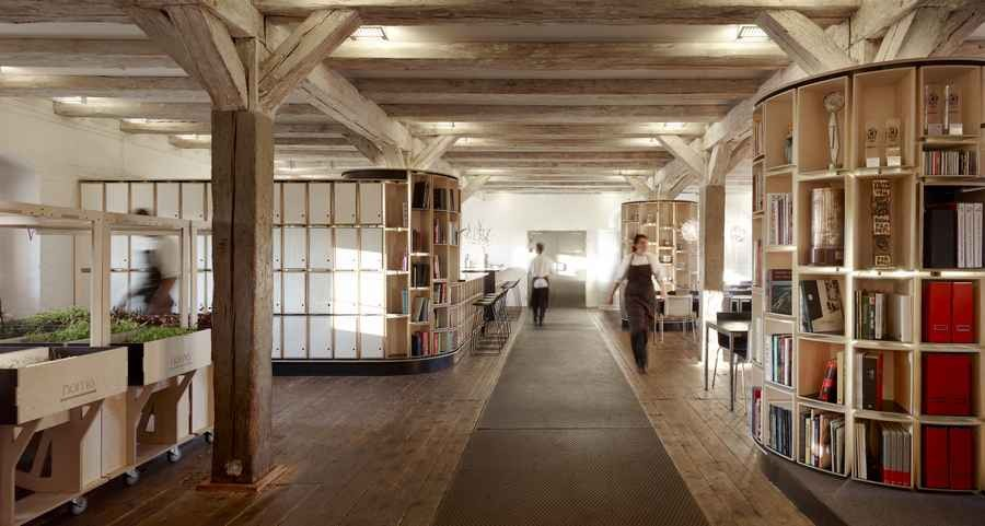 Noma copenhagen restaurant lab denmark photographs adam mørk new inspiration as the number one