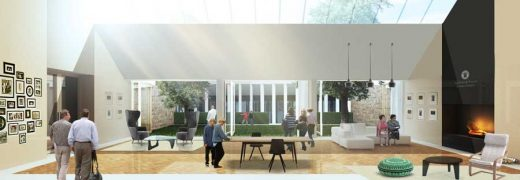 NORD Glasgow Architects Prince & Princess of Wales Hospice design