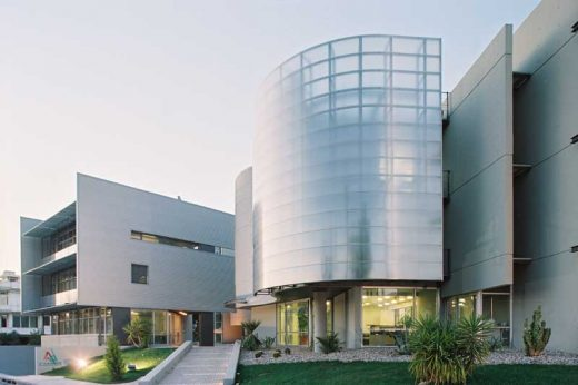 N.Kifissia-Athenes office complex building
