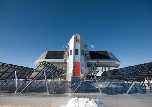 Princess Elisabeth Station - Antarctica Building