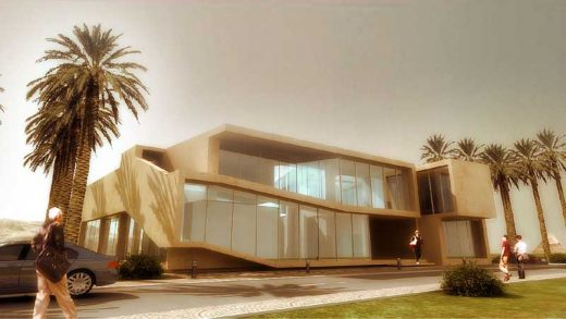 Pyramids Heights House in Egypt