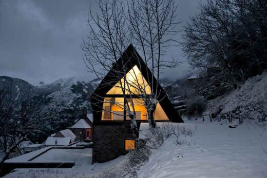 House in the Pyrenees