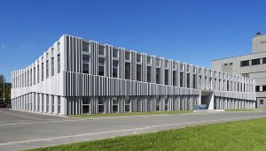 Reconstruction Multifunctional Building in Jena