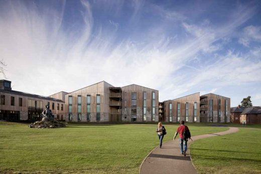 Royal Veterinary College Student Village Hatfield