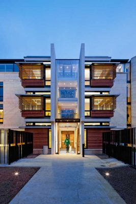 St. John's College Oxford Kendrew Building