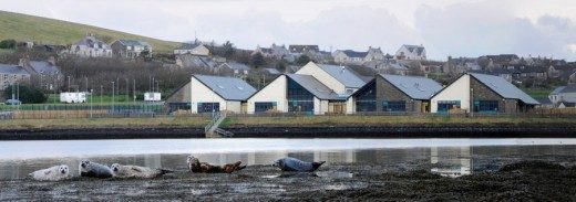 Stromness Primary School: Orkney Education Building