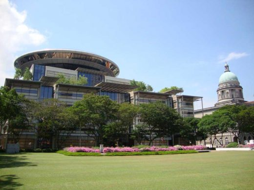 Supreme Law Court of Singapore Building