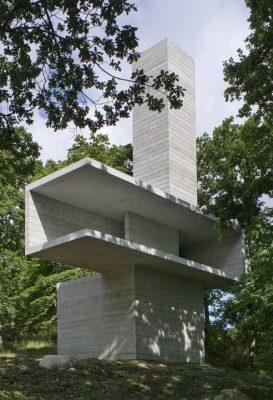Kivik Art Centre Antony Gormley Pavilion