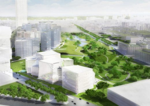 Taichung City Cultural Center Competition Winners