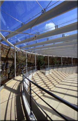 Terrasson Cultural Greenhouse Limoges France