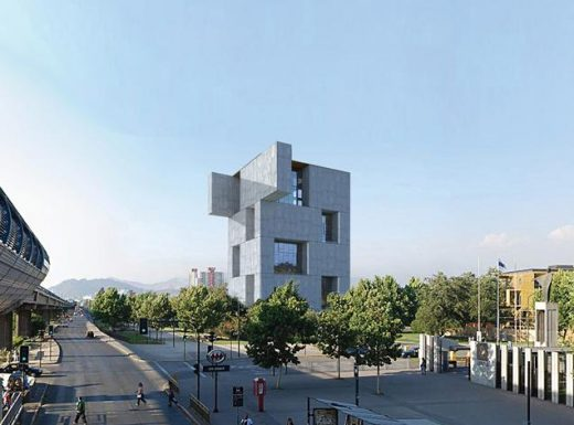 UC Innovation Centre in Chile building by elemental