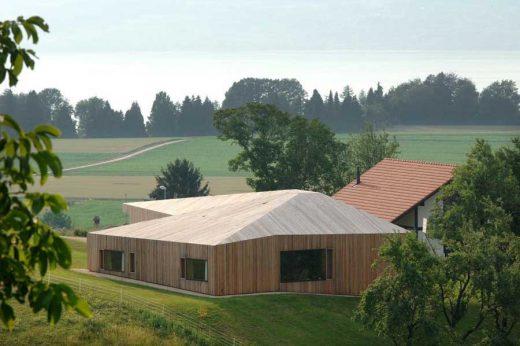 Villa Chabrey, Swiss Home