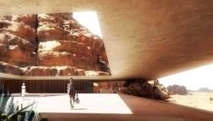 Wadi Rum Lodges Jordan Luxury Resort