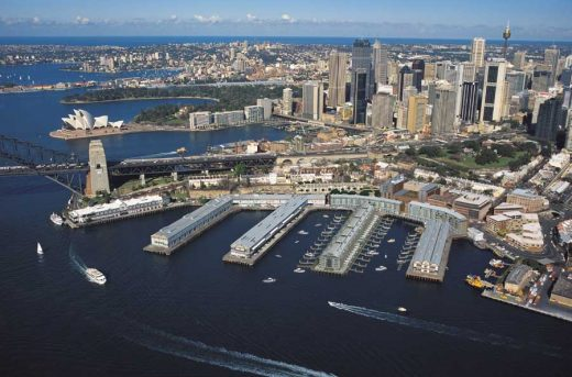 Walsh Bay - Sydney Harbour Development