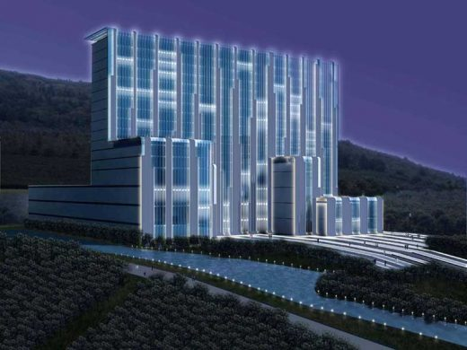 Z Hotel Shandong Province building design China