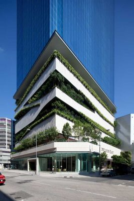 18 Kowloon East building design by Aedas Architects