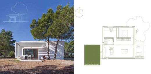 8x8 House Formentera Residence,
