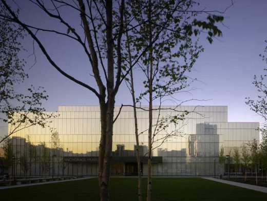 New Anchorage Building design by David Chipperfield Architects