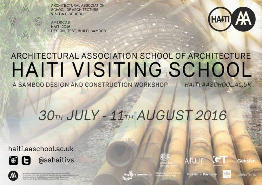 Architectural Association Haiti Visiting School - Architecture Events 2016