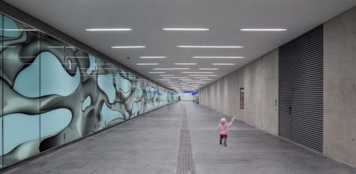 Art-tunnel Graz