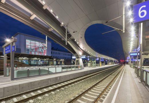 Art tunnel Graz