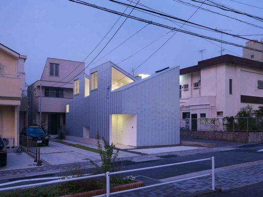 Complex house Nagoya home