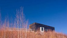 House for a Musher: Alaskan Residence