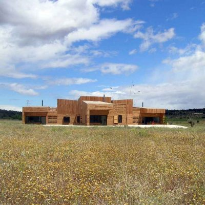 House for Three Sisters: Murcia House