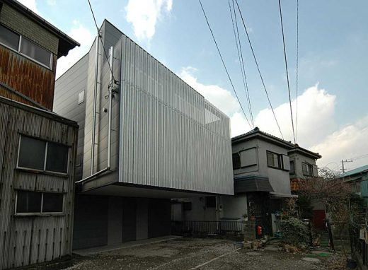 House TN, Tokyo design by Miyahara Architect Office