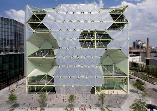 Media-TIC Barcelona World Building of the Year 2011