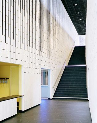 Mirage Dance Hall, Falsterbo Building