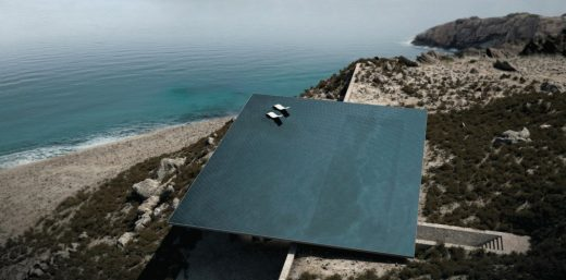 Mirage Villa - Greek architecture news