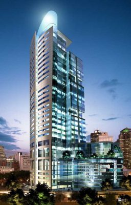 Portside Cape Town South Africa building