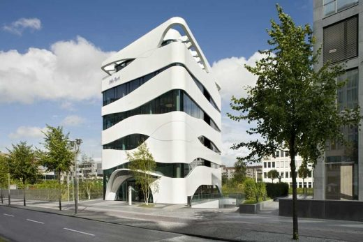 Science Center Medical Technology Building Berlin Architecture Tours